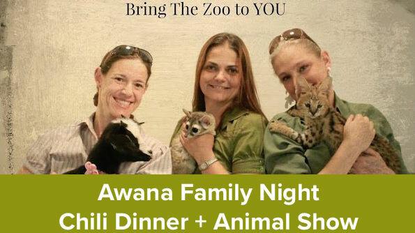 Awana Family Dinner