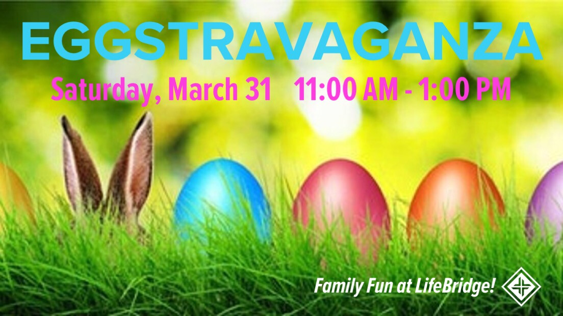 Easter Eggtravaganza!