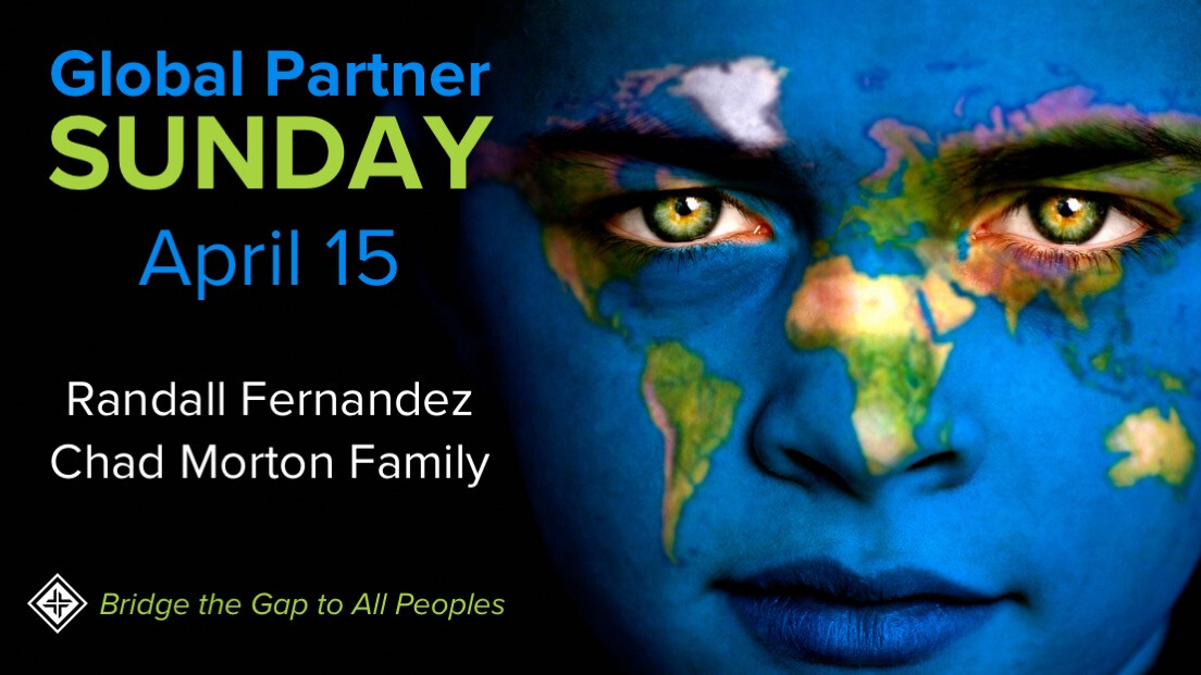 Global Partner Sunday | Bridge the Gap to All Peoples
