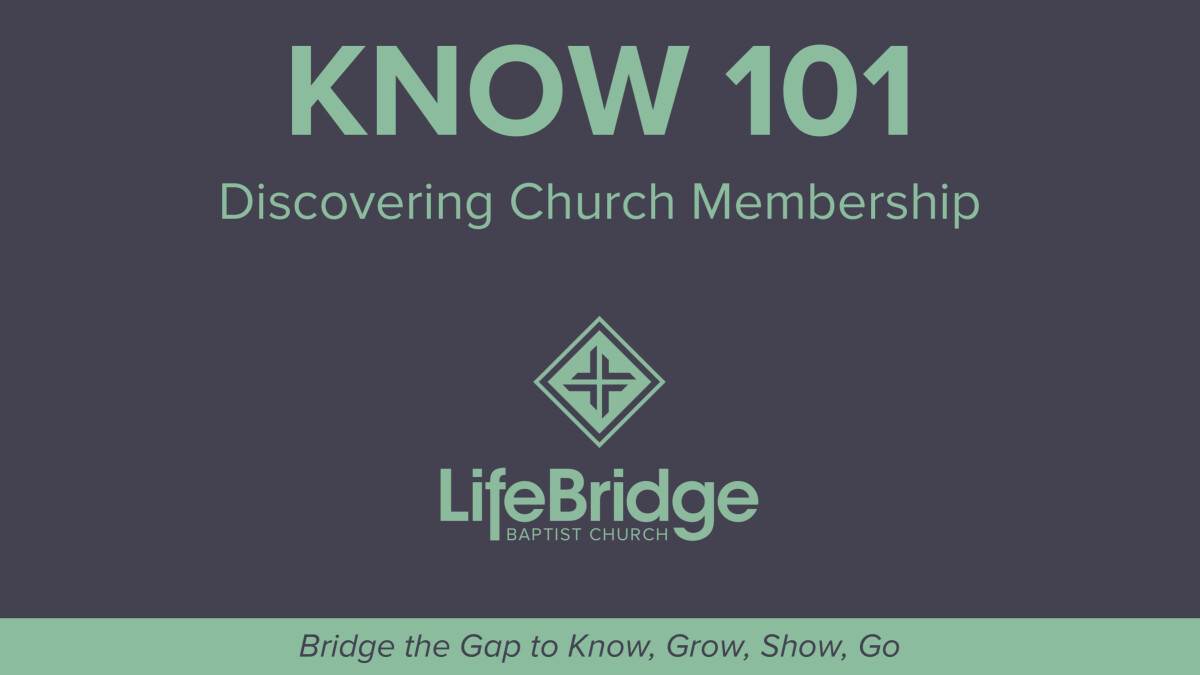 Discovering Church Membership