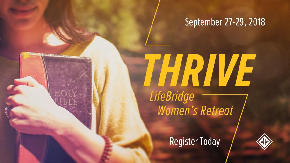THRIVE Women's Retreat