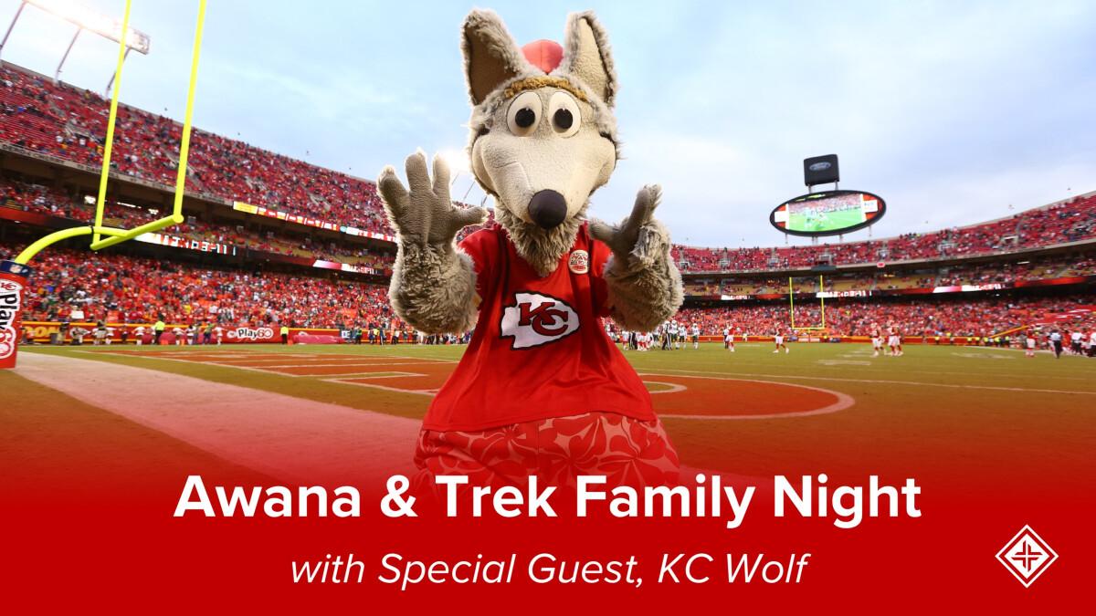 Awana Family Night with KC Wolf