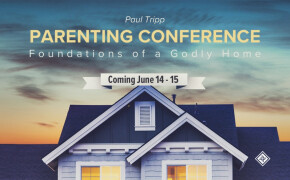 Paul Tripp 2-Day Parenting Event