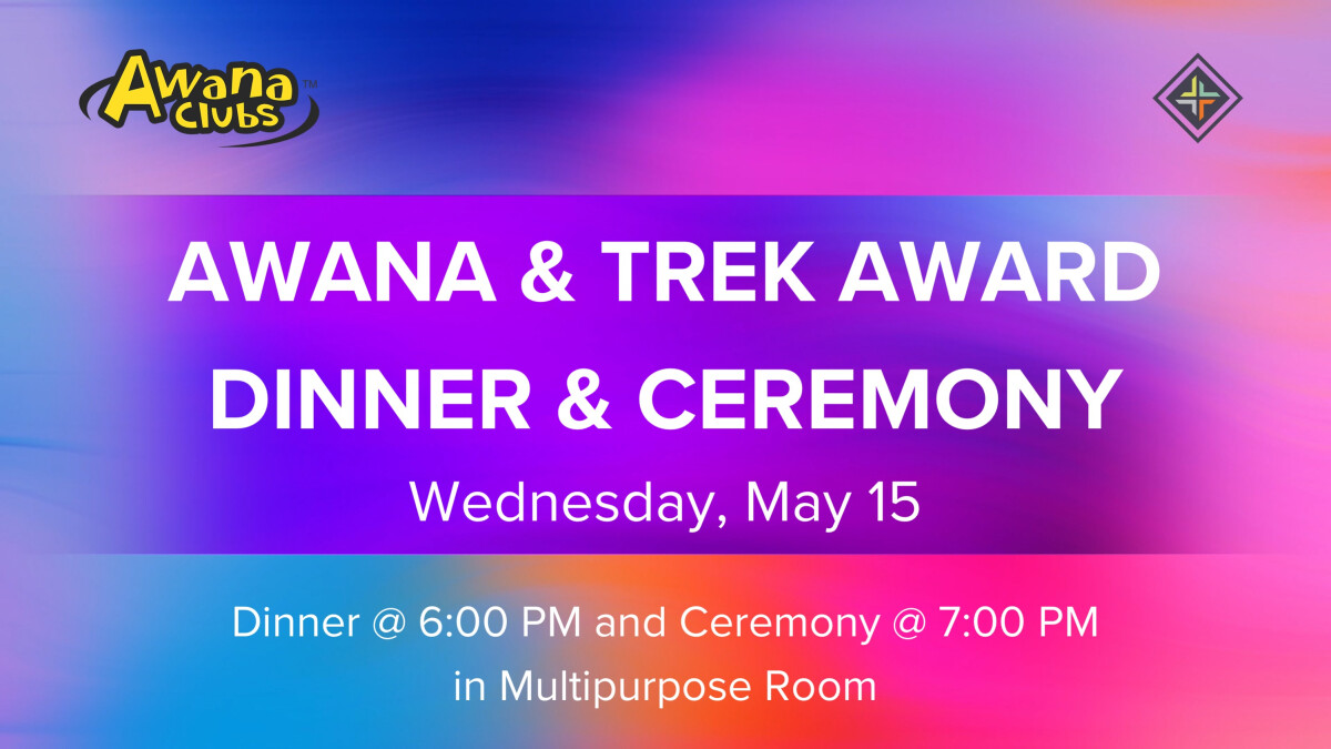 Awana & Trek Awards Dinner Ceremony