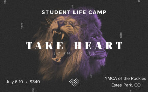 2020 Student Life Camp Letter