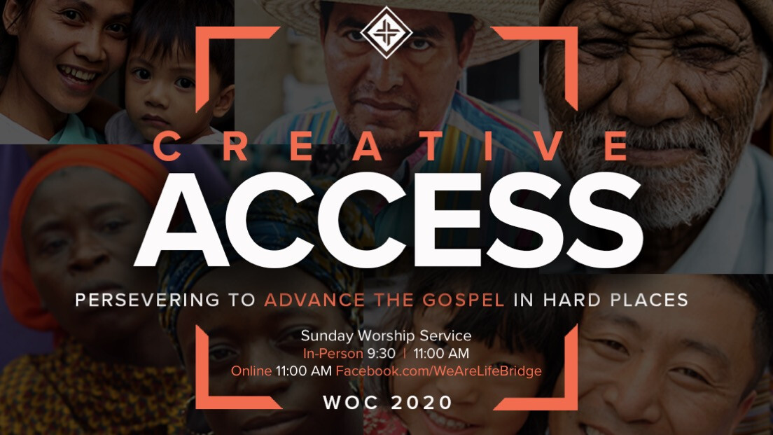 11:00 AM Worship with Social Distancing